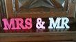 Lettres et Paniers en Bois - Occasion du Mariage