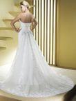 Robe de mariée Elianna Moore sirène traîne amovible - Occasion du Mariage