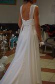 Robe de mariée taille 34/36 - Occasion du Mariage