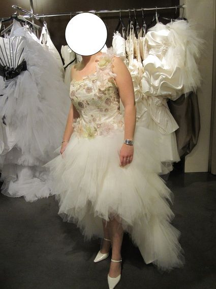 Robe de mariée Annie couture neuve jamais portée ni retouché