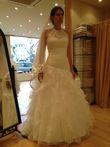 Robe de mariée Églantine création 2013 neuve  modèle Angie