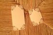 Etiquettes dentelle, 2 formats - Occasion du Mariage