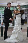 Robe de mariée bustier Gracieuse Amour de chez Pronuptia  - Occasion du Mariage