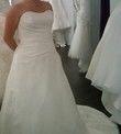 Robe de mariée adaptée grossesse - Occasion du Mariage