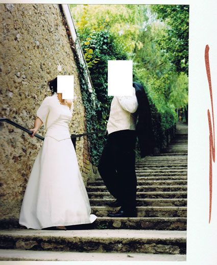 Robe de mariée pas cher T38/40 Lambert Créations 2012 - Occasion du Mariage