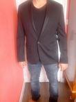 Costume-noir-IKKS taille 54 - Occasion du Mariage