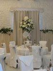 decoration floral  et decoration complete - Occasion du Mariage