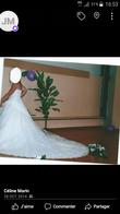 robe de marié + voile - Occasion du Mariage