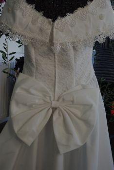 Robe de mariée pas cher Blanche T42 Alsace 2012- Occasion du mariage