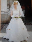 robe de mariée Pronuptia T38+accessoires - Occasion du Mariage