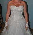 Robe de mariée Melle Collins et tous ses accessoires - Occasion du Mariage