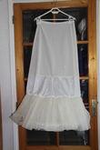 Jupon sirène pour robe de mariée - Occasion du Mariage