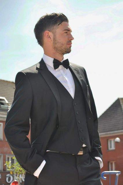 Costume de marié coupe droite - Nord