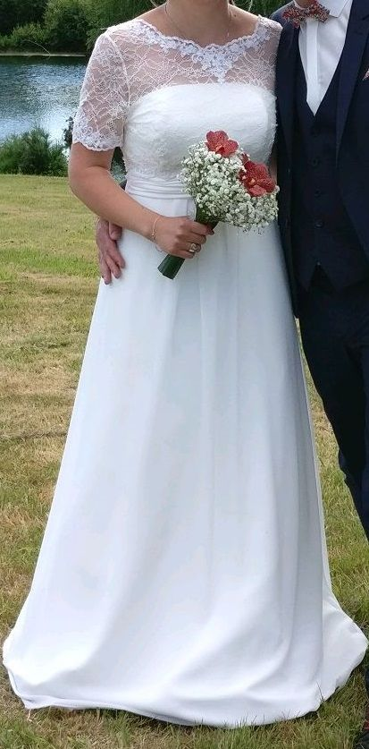 Robe de mariée - Morbihan