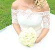 Robe mariée Béryl ivoire - Occasion du Mariage