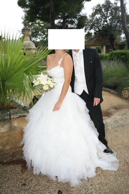 robe de mariée T38 - Vaucluse