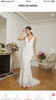 Sublime robe de mariée sirène  - Occasion du Mariage