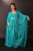 Robe orientale caftan mariage - Robe Dubai Jilbab