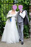 robe Suzanne Ermann - Occasion du Mariage