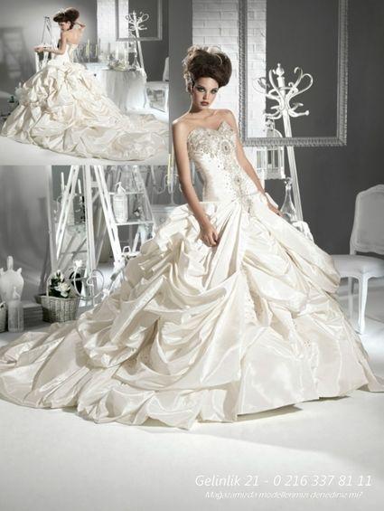 Robe de mariage blanche pas cher d'occasion 2012 - Ile de France - Seine et Marne - Occasion du Mariage