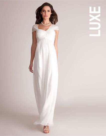 Robe mariee grossesse occasion