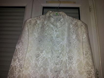 Ensemble Costume de mariage Modèle phare Création Morgan T62