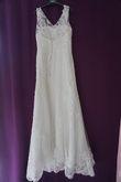 Superbe robe de mariée sirène en dentelle NEUVE 36/38 - Occasion du Mariage