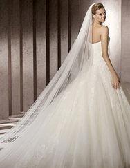 Robe de mariée Barroco - collection Pronovias 2012 - Occasion du Mariage