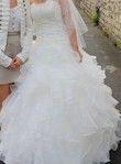 Robe de mariée TOMY SPOSA WEDDING d'occasion