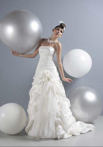 Robe bustier illy tulle - Indre
