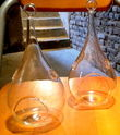 Fiole en verre x 2 - Occasion du Mariage