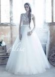 Robe de mariée Kendall, creation Alisa 2016 neuve - Alpes Maritimes