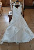Très joli robe de mariage, joli détail - Occasion du Mariage
