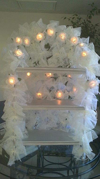 Pr sentoir drag es mariage f erique pas cher d 39 occasion - Presentoir a cupcake pas cher ...