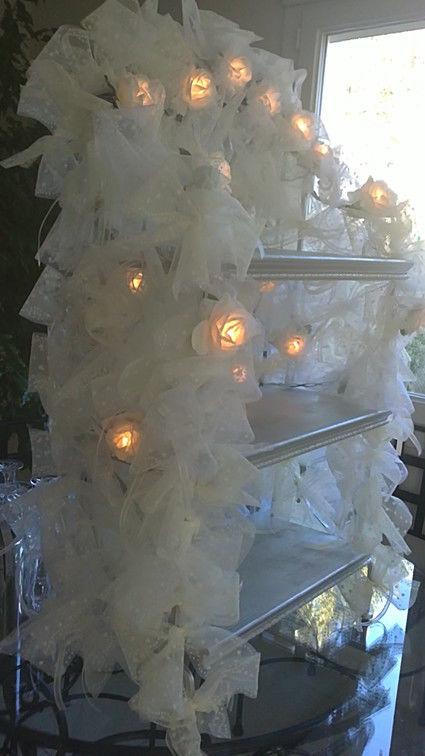 Présentoir à dragées mariage féerique pas cher d'occasion 2012 - Provence Alpes Côte d'azur - Bouches du Rhône - Occasion du Mariage