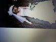 Robe de mariée bustier d'occasion avec chapeau, gants et chaussures