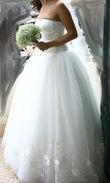 Robes de mariée de créateur Oksana Mukha modèle Victoria 2012