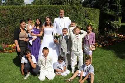 Magnifique robe de mariée Empire du Mariage pas cher en 2012