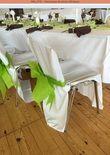 70 housses de chaises en tissu - Occasion du Mariage