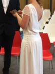 Robe de mariée style bohème T38 - Occasion du Mariage