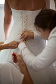Robe de mariee princesse bustier coeur t. 36 - 38  - Occasion du Mariage