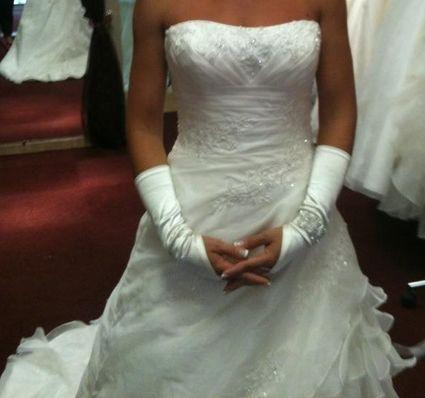 Robe de mariée neuve de chez Jour de Rêve pas cher - Occasion du Mariage
