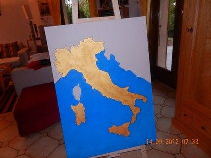Lot décoration de mariage thème Italie pas cher- Occasion du Mariage