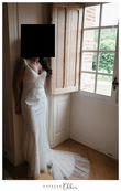 Robe mariée dentelle Eddy K - pièce unique T 36 - Occasion du Mariage