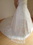 Somptueuse Robe de Mariée T38/40 Neuve Collection 2012