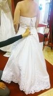 Magnifique robe de mariée neuve  - Occasion du Mariage