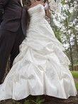 robe de mariée en très bon état - Occasion du Mariage