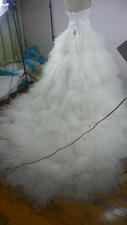 Robe de mariée d'occasion pas cher 2012 - Occasion du mariage