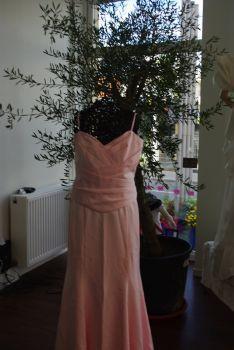 Ensemble de soirée rose pas cher 2012 - Occasion du mariage