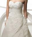 Robe mariée  Pronovias 2011 par La Sposa  T 38/40 pas cher - Occasion du Mariage